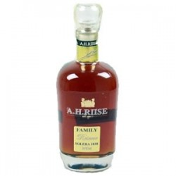 A.H. Riise Family Res. Solera 1838 25Y Rum