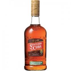 Santiago de Cuba Extra Anejo 12 Years Rum