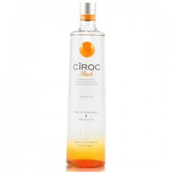 Ciroc Peach Vodka 1 Liter