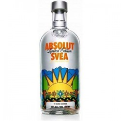 Absolut Svea Vodka
