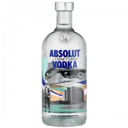 Absolut Blank Edition Wagner