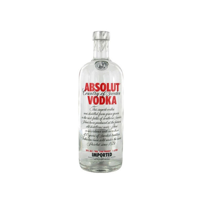 Absolut Red Label