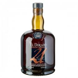 El Dorado 21 Years Rum
