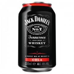 Jack Daniel's mit Cola