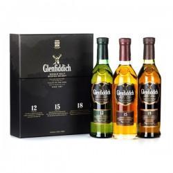 Glenfiddich 3er Mini-Set