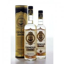 Chinggis Gold Vodka 500ml