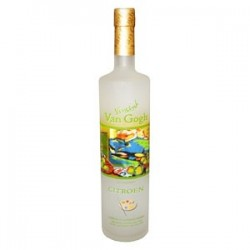 "Van Gogh Lemon ""Self Portrait"" Vodka"