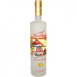 "Van Gogh Wild Apple ""Apple Workers"" Vodka"