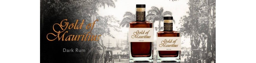 Gold of Mauritius Rum