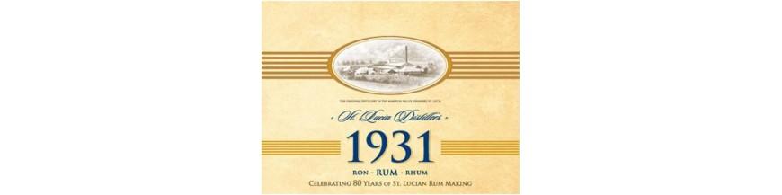 St. Lucia 1931 Rum